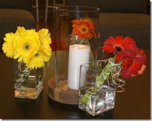 Inspired to Flower: Gerbera Bouquets
